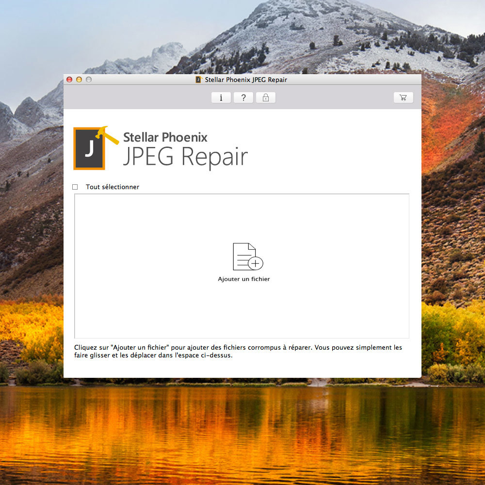 Stellar Phoenix Photo Recovery Professional (Mac) screenshot 3